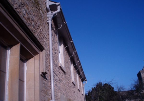 Why Cast Aluminium Guttering?
